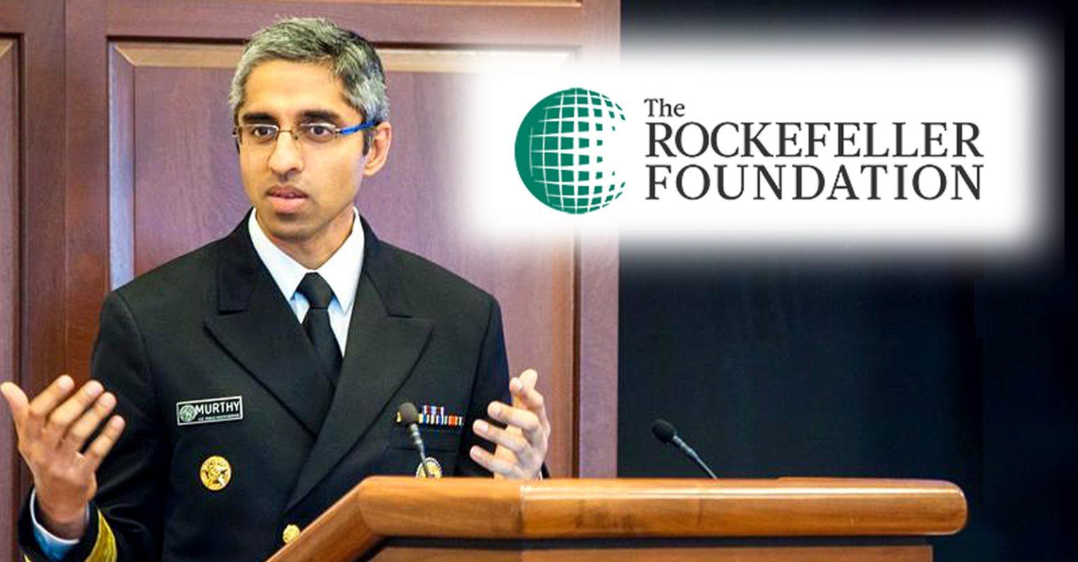 U.S. Surgeon General, Rockefeller Foundation Announce Big Initiatives to Address 'Urgent Threat' of Vaccine Misinformation