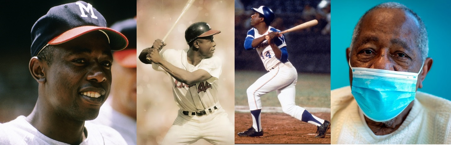 """Hammerin' Hank"" Aaron Dead at 86 (only 16 Days after taking COVID-19 Vaccine)"