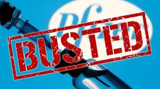 BUSTED: Pfizer Chief Scientific Officer