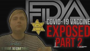 """FDA Official: """"Blow Dart"""" African Americans w/ COVID Vaccine"""