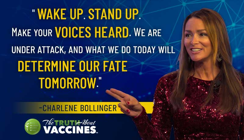 Charlene Bollinger on Forced Vaccinations