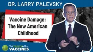 Are Vaccines Damaging Our Children's Brains? (video)