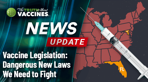Dangerous Upcoming Vaccine Legislation
