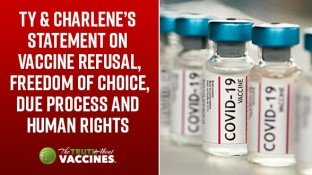 Statement on Vaccine Refusal, Freedom of Choice, Due Process and Human Rights