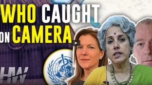 CAUGHT ON CAMERA: W.H.O. Scientists Question Safety of Vaccines