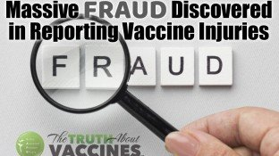 """Massive fraud in reporting vaccine injuries; withheld data, pretense of """"safe and effective"""""""