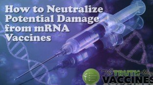 How to Neutralize Potential Damage from mRNA Vaccines