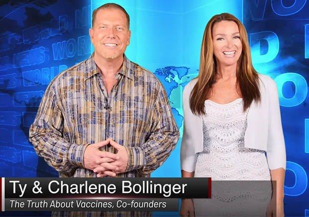 Ty and Charlene Bollinger